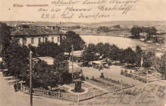 Vilniaus centre esantį kvartalą keitė skirtingos epochos: kadaise tebuvo gaisrų niokojamas priemiestis