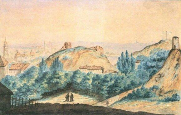 Гора Бекеша