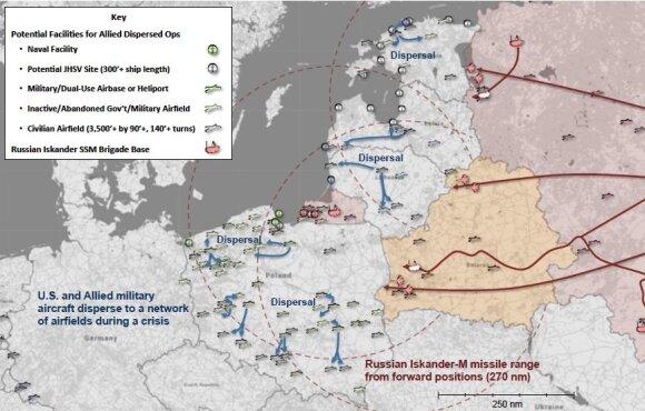 Rusai pučiasi: mes laimime antrąjį Šaltąjį karą, o JAV laukia žlugimas
