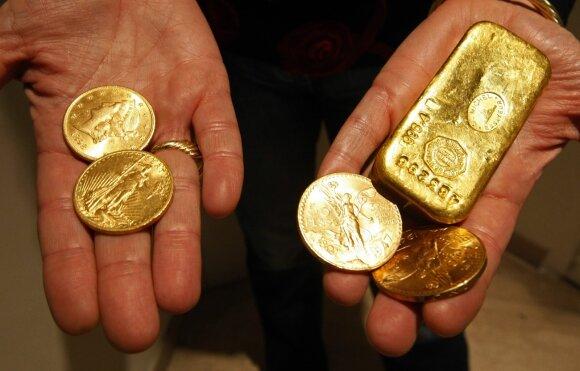 Investicija į auksą – ar dar verta?