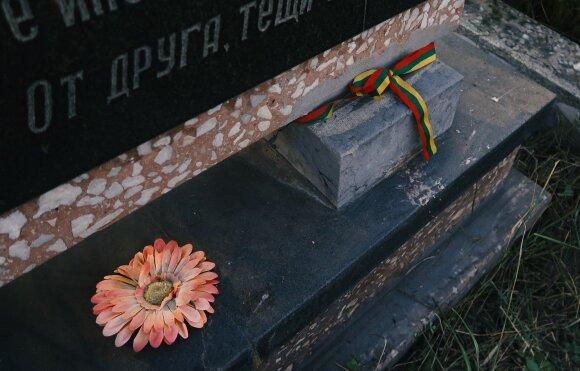 Temirtau miestelio kapinės Kazachstane