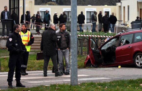 Taranavimo ataka Prancūzijoje 2016 m. sausio 1 d.