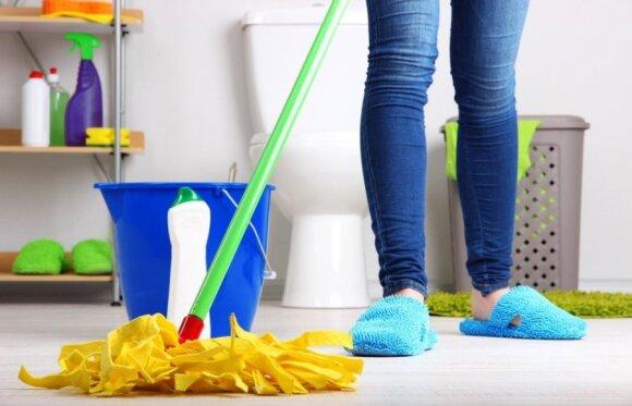 Didysis namų valymas: pamiršę šias taisykles galite rimtai pakenkti sveikatai