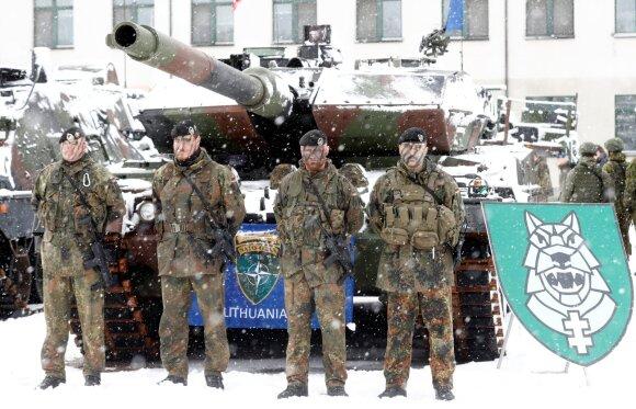 Vokietijos ginkluotosios pajėgos