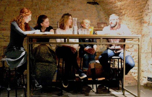 Išgyventi kaip kine: apie nepriklausomo kino kūrimą Lietuvoje
