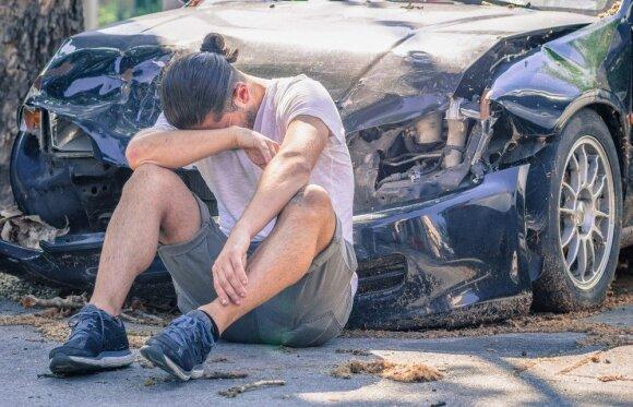 Psichoterapeutas O. Lapinas: avarijų pasekmės dažniausiai išlieka visą gyvenimą