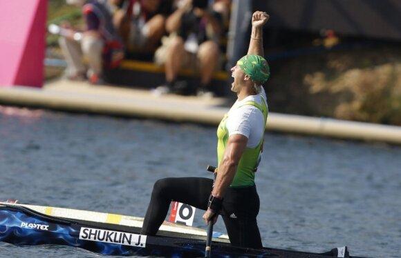 Rinkimų fone – Šuklino apmaudas dėl dopingo dėmės: reikalingas buvau tol, kol medaliai nešė pinigus