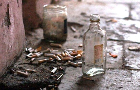 20-metis ir jau alkoholikas: netikėtas gyvenimo posūkis