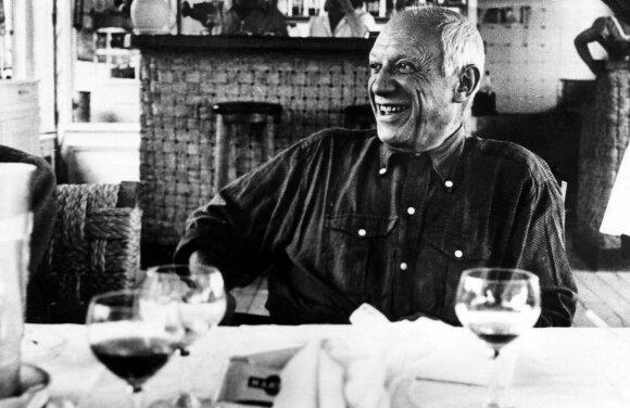 Pablo Picasso: genijus ar vien jaunų moterų troškęs iškrypėlis, turėjęs ir raganiškų galių?
