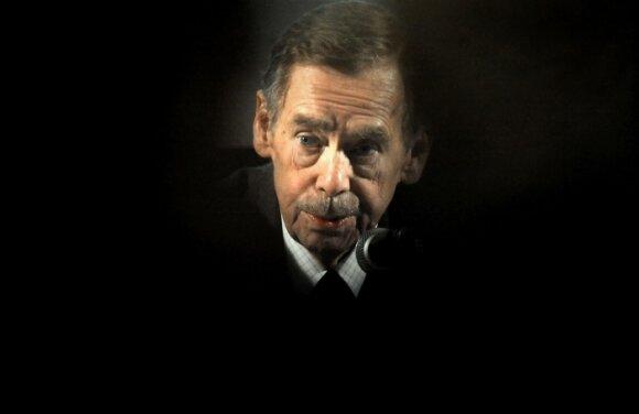 Buvęs Čekijos prezidentas V. Havelas