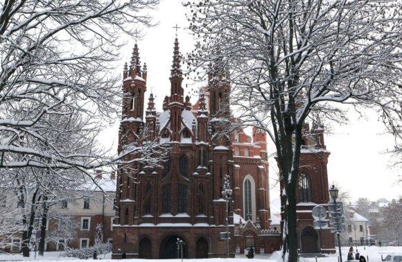 Lietuviškos Kalėdos labiau pagoniškos nei krikščioniškos
