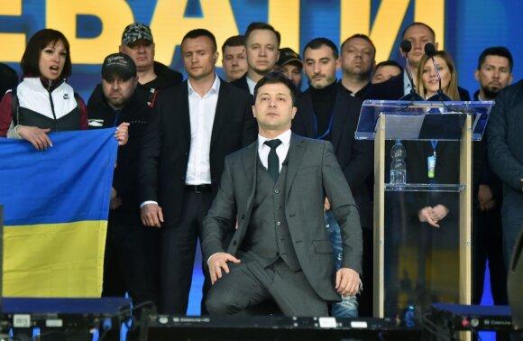 Volodymyras Zelenskis