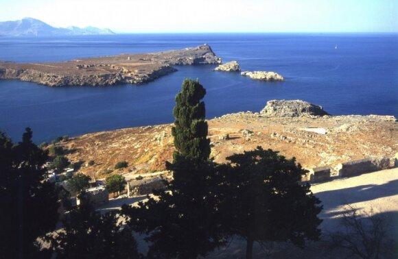 Graikijos salos