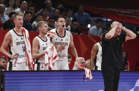 Vokietijos krepšinio rinktinė