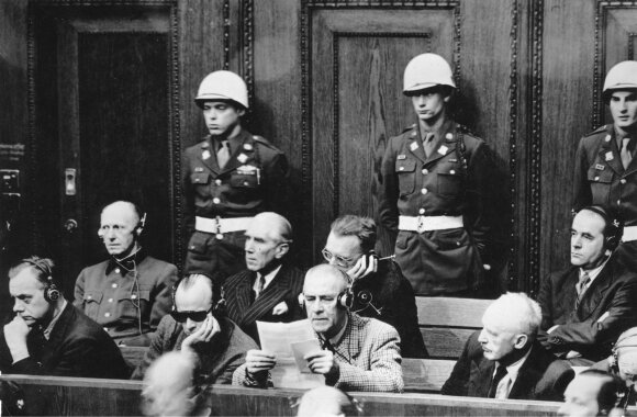 Niurnbergo procesas