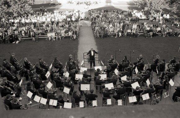 1996 m., I Pažaislio muzikos festivalis