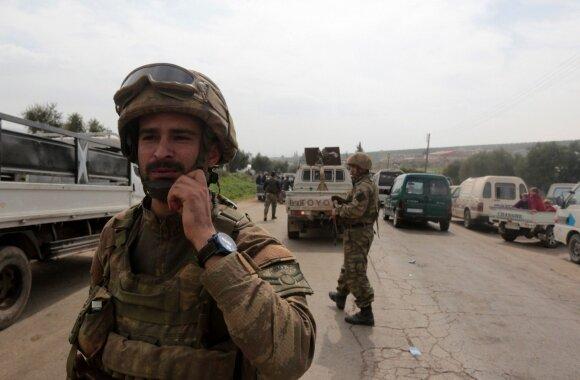 Baisisi klastingu NATO narės planu: priešus šįkart užsimojo įveikti iš pagrindų
