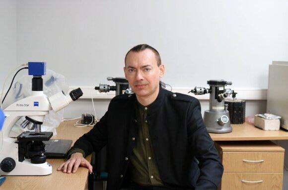 Docentas Vytautas Stankus
