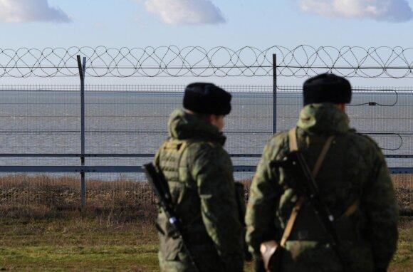 Saugumo ekspertai: susiduriame su visiškai kitokia problema, karinėms pajėgoms nebereikia kirsti sienų