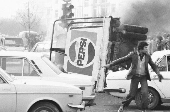 Irano Islamo revoliucija 1979 m.