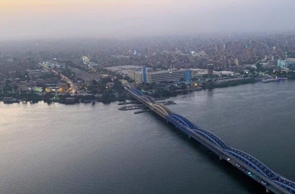 JAV ir Rusijos kaktomuša dėl Nilo vandens: Putinas nori taikdario vaidmens Afrikoje