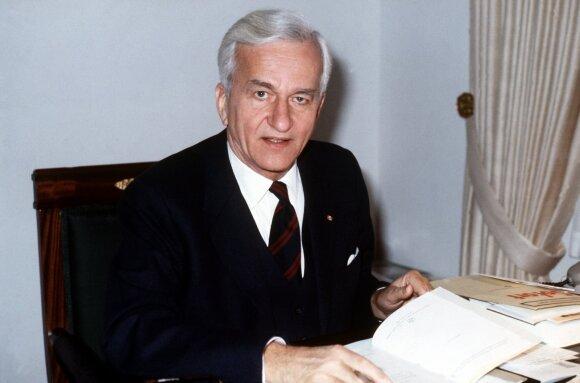Richardas von Weizsäckeris