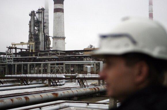 Mažeikių nafta, now PKN Orlen Lietuva