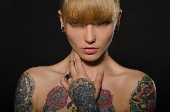 Nemaloni tiesa apie tatuiruotes: viskas ne taip gražu, kaip galvojote
