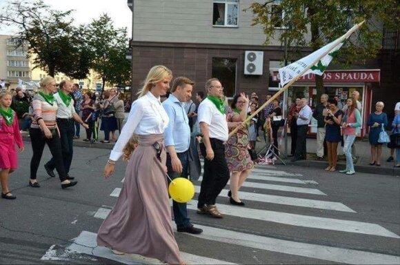 Greta Kildišienė, Ramūnas Karbauskis