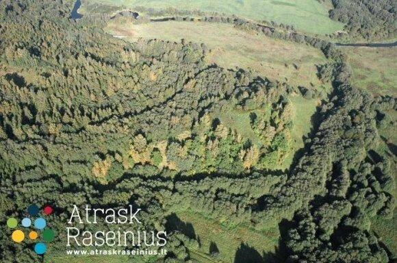Padubysio piliakalnis