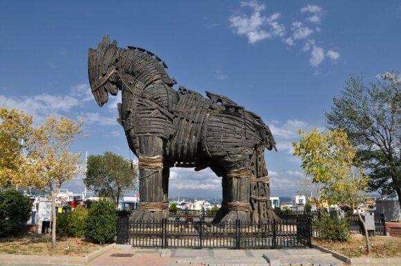 Trojos arklys