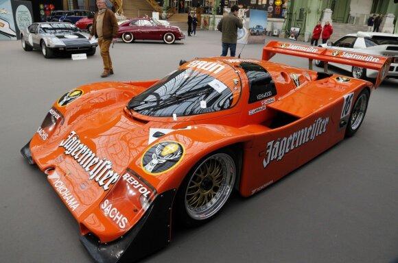 Vintažinis Porsche
