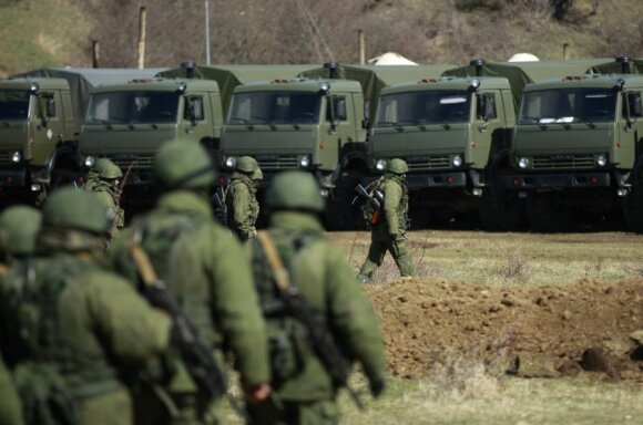 Ar slapti Rusijos veiksmai Lietuvos pašonėje įbaugins Europą?