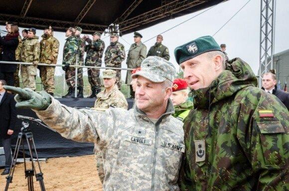 Iš JAV generolų – perspėjimai apie artėjantį karą: galimybė labai reali