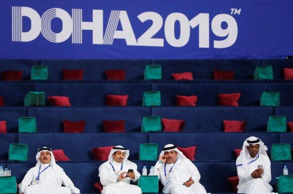 Pasaulio lengvosios atletikos čempionatas Dohoje