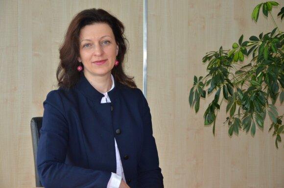 Doc. dr. Erika Masiliauskienė (Šiaulių universiteto nuotr.)