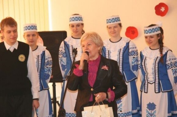 В Литве выпускники сдают экзамен по русскому языку