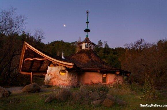Šiltųjų versmių šventykla