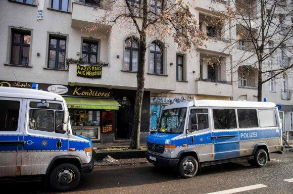 """Arabų klanams Berlyne darosi nejauku – į jų valdas braunasi """"svečiai"""" iš Rusijos"""