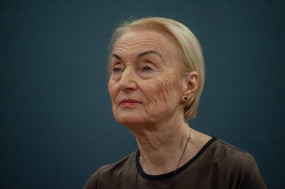 Muzikologė prof. Daiva Kšanienė