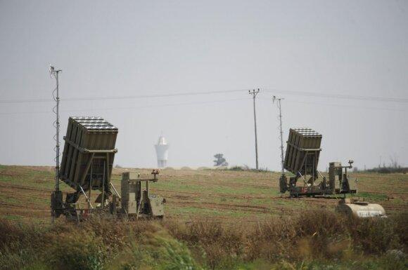 Irano programišiai pavojingai priartėjo prie Izraelio raketų perspėjimo sistemos