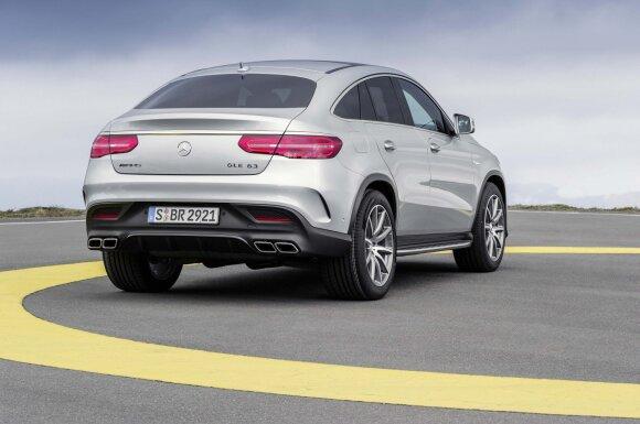"""Mercedes-AMG GLE 63 Coupe"""