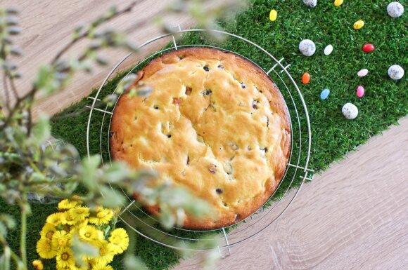 """Pyragą ruošė: Edita Zubrickaitė, """"Oditėlės blogas"""""""
