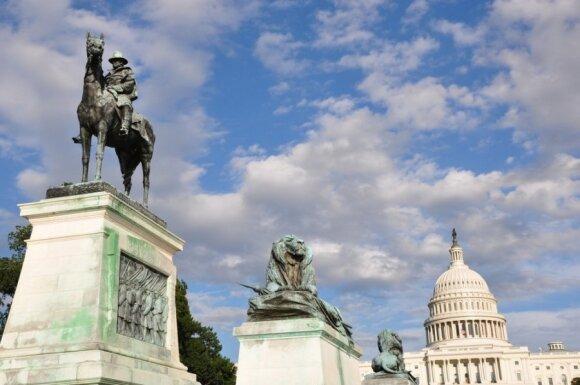 Paminklas The Ulysses S. Grant (Vašingtonas)