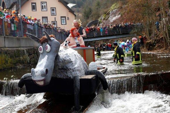 Karnavalas Vokietijoje