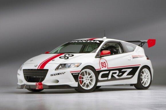 Honda CR-Zhybrid coupe