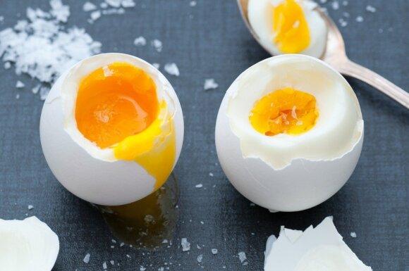Netikėti faktai apie kiaušinius ir jų ruošimą, kurių dažnas nežino