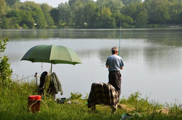 Pamėgtas žvejų įprotis nėra toks geras, kaip buvo manyta: kada darote meškos paslaugą