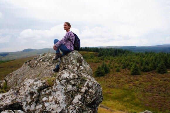 Gražiausios Škotijos vietos, kurias matėte tik filmuose