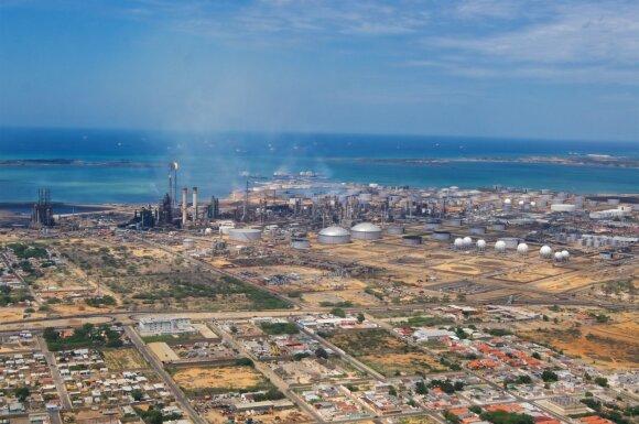 Naftos perdirbimo bendrovė Venesueloje